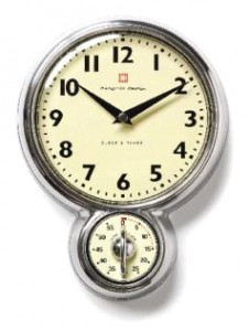 Bengt Ek Kitchen Clock