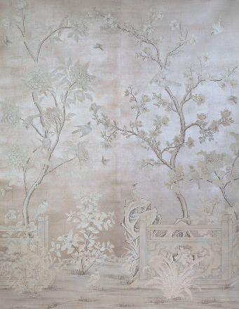 Silver design wallpaper 2017 grasscloth wallpaper for Silver wallpaper for walls