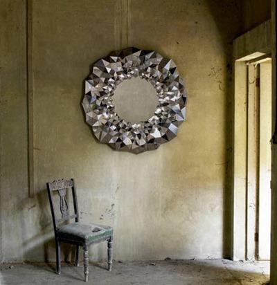 Bathroom mirror decals - 5 Unusual Wall Mirrors Wall Decor Source