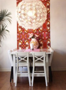 Using Upholstery Fabric As Wall Decor Wall Decor Source