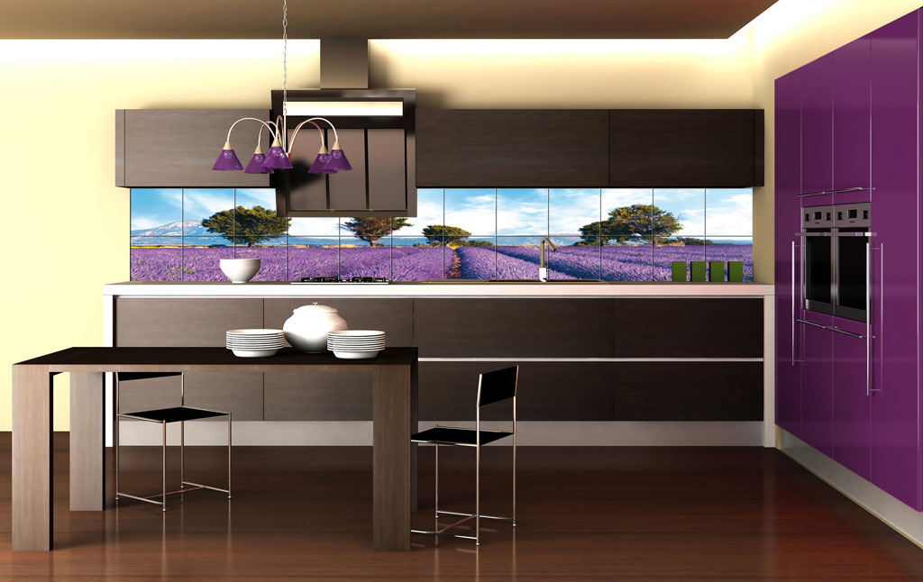 Unusual wall tiles wall decor source for Unusual kitchen wall tiles