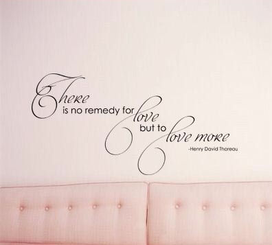 Romantic Quotes For Bedroom Walls | Decoration Decoration