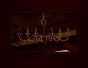 Chandelier Mirror 2